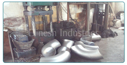 stainless steel pipe fittings manufacturers from DINESH INDUSTRIES