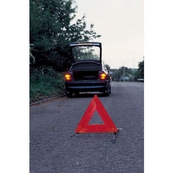 Warning Triangle from ARASCA MEDICAL EQUIPMENT TRADING LLC