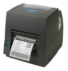CITIZEN BARCODE PRINTER CLS621 from LINETECH TRADING LLC