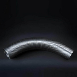 Exhaust Spiral Semi-Flexible Pipe from NORM FLEXIBLE PIPE COMPANY