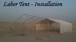 Labor Tent  Manufacturer in UAE from SAVE CHOICE GENERAL CONTRACTING & TRANSPORTING EST