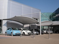 CAR PARK SHADES from EMIRATES TOWER ENGINEERING WORKS LLC