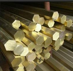 Brass Hex Bars from SHUBHAM ENTERPRISE