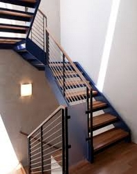 Staircase &Handrails from AL RUWAIS ENGINEERING CO.L.L.C