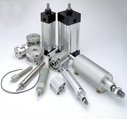 ARO Pneumatic Cylinders by Ingersoll Rand from ARO PUMPS BY INGERSOLL RAND