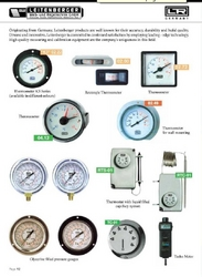 Pressure Gauges supplier in UAE from ABU SAEED TRADING LLC