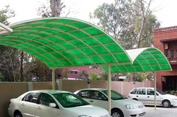 CAR SHED SUPPLIERS IN UAE from EMIRATES TOWER ENGINEERING WORKS LLC