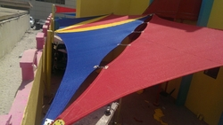 School Sunshades in UAE from SAVE CHOICE GENERAL CONTRACTING & TRANSPORTING EST