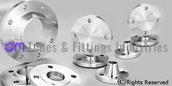 254 SMO FLANGES from OM TUBES & FITTING INDUSTRIES