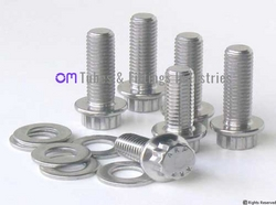 Stainless Steel Fasteners from OM TUBES & FITTING INDUSTRIES