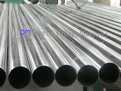Stainless Steel Pipes from OM TUBES & FITTING INDUSTRIES