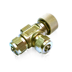 Glass Needle Valves from SONI BROTHERS