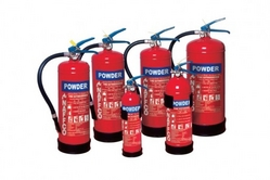 Fire Extinguisher from NAFFCO - NATIONAL FIRE FIGHTING MANUFACTURING FZ