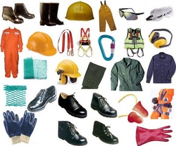 SAFETY EQUIPMENT & CLOTHING from ALBASHRAT BUILDING MATERIALS TRADING LLC