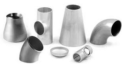 Nickel Alloy Buttweld Fittings from KALPATARU METAL & ALLOYS