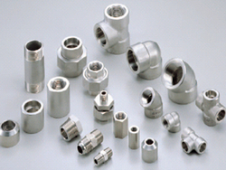 Carbon & Alloy Steel Forged Fittings from KALPATARU METAL & ALLOYS