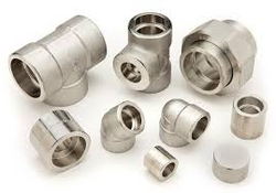 Nickel Alloy Forged Fittings from KALPATARU METAL & ALLOYS