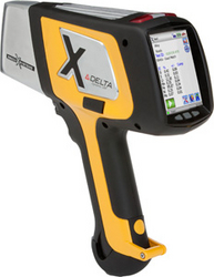 Handheld XRF Analyzer in Dubai from KREND MEDICAL EQUIPMENT TRADING LLC