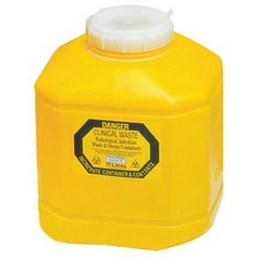 Sharp Container 10 Liter from AVENSIA GENERAL TRADING LLC