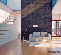 Amtica Spacia Vinyl Flooring Stockiest in Dubai, UAE from ZAYAANCO