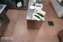 Kitchen Flooring Specialist in Abu dhabi, UAE from ZAYAANCO