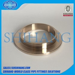 inner flange composite slip on flange from SHANGHAI SHIHANG COPPER NICKEL PIPE FITTING CO., LTD.