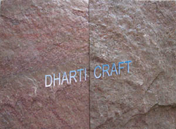 Copper Red Slate Tiles Supplier India from DHARTI CRAFT