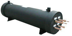 Shell and tube heat exchangers from EMIRATES JO TRADING CO. LLC