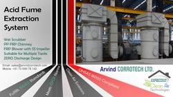FUME EXTRACTOR from ARVIND CORROTECH LIMITED