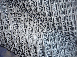 Chain Link Fence from ANPING TENGLU METAL WIRE MESH CO.LTD./INFO@STAINLESSSTEELWIREMESHFACTORY.COM