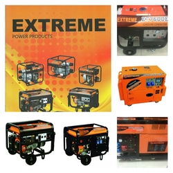 POWER GENERATORS from ADVANCE MACHINERIES CO.