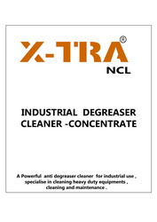XTRA CHEMICAL  from ADVANCE MACHINERIES CO.