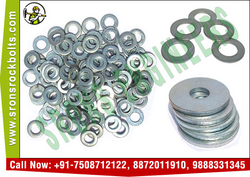 Plain Washers from SRONS ENGINEERS
