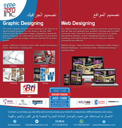 WEB DESIGNING from THREE ZERO INC