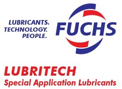 FUCHS LUBRITECH CHEMICALLY RESISTANT LUBRICATING FLUID BASED ON PERFLUORINATED POLYETHER GHANIM TRADING UAE OMAN +97142821100 from GHANIM TRADING LLC
