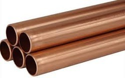 Copper Pipes from STEEL FAB INDIA