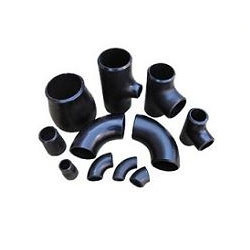 Carbon Steel Butt Weld Fittings from STEEL FAB INDIA