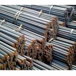 Carbon And Alloy Steel Round Bars from STEEL FAB INDIA