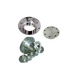 Nickel Alloy Flanges from STEEL FAB INDIA