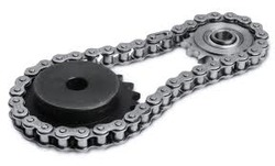 Extended Pitch Roller Chains from B. V. TRANSMISSION INDUSTRIES