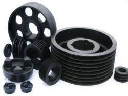 Power Transmission Pulleys from B. V. TRANSMISSION INDUSTRIES