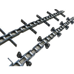 Coal Feeder Conveyor Chains from B. V. TRANSMISSION INDUSTRIES