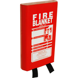 Fire Blanket from AL MANN TRADING (LLC)