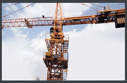 Huba 50/15 TOWER CRANE IN UAE from HOUSE OF EQUIPMENT