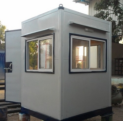 SECURITY CABIN from KAZEMA PORTABLE TOILETS