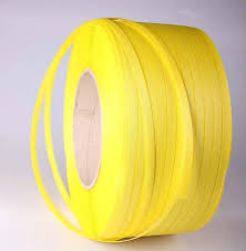PP Yellow Straps from SHINING GULF STAR GENERAL TRADING