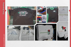 T SHIRT PRINTERS & DISTRIBUTORS from WORK ART GROUP