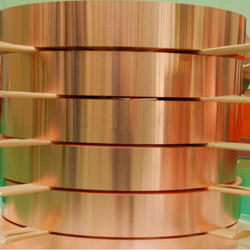 Beryllium Copper Strip from PEARL OVERSEAS