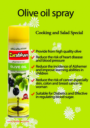 olive oil spray from ZARAFSHAN