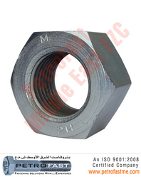 Hex Nut from PETROFAST MIDDLE EAST FZC
